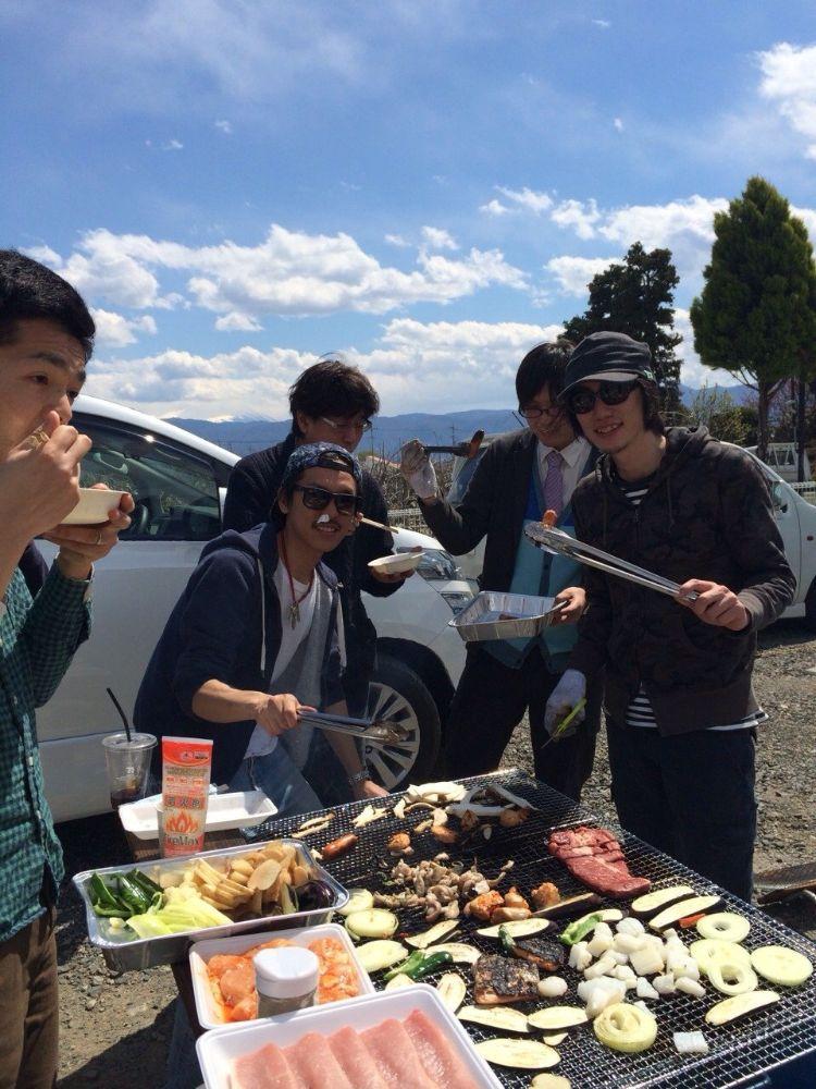 BBQ 肉焼き