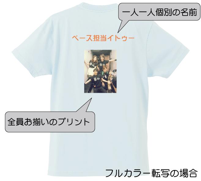 オリジナル忘年会Tシャツ_フルカラー