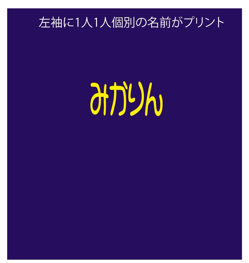 川崎商業PTAバレー部_袖