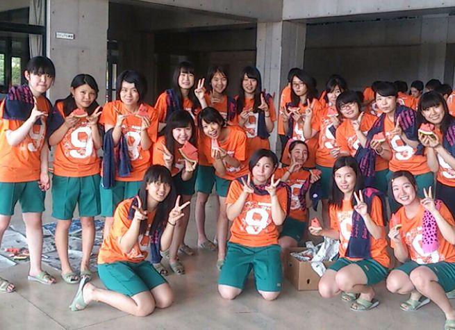 熊本県 熊本高等学校3-9様(クラスTシャツ)
