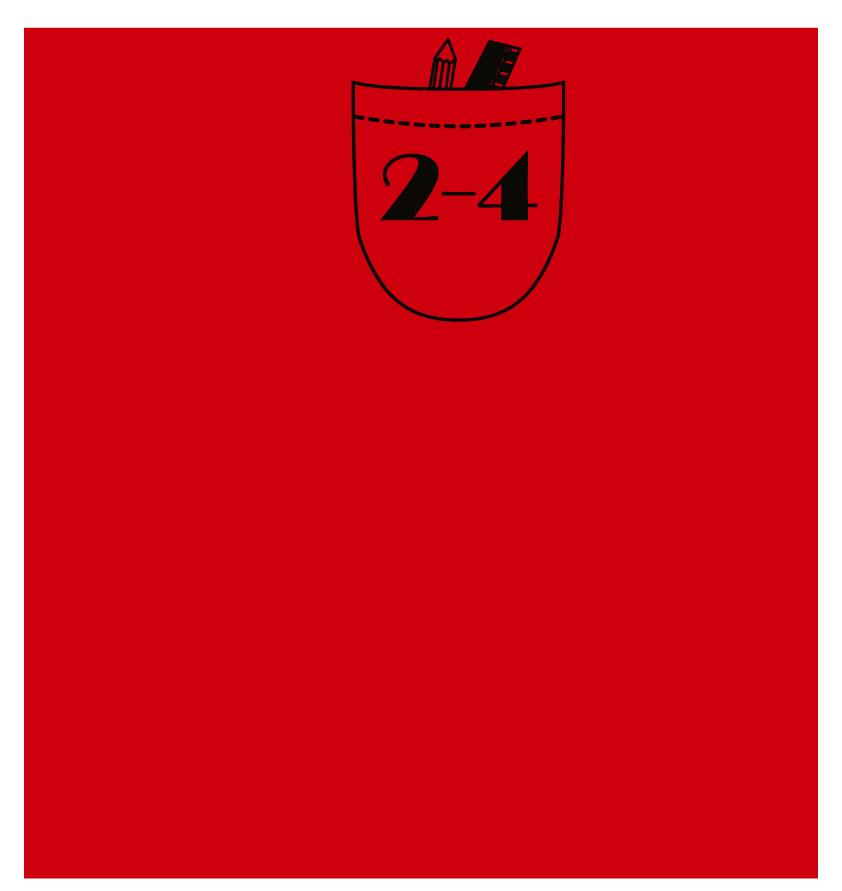 足立西高等学校_2年4組_胸デザイン