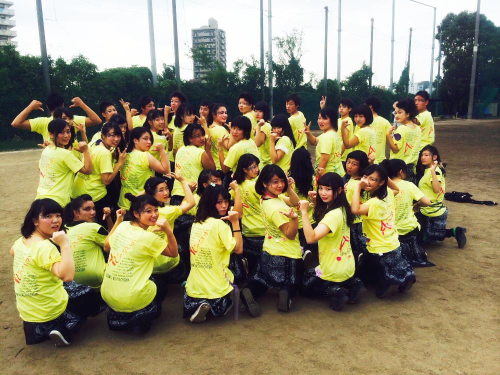 愛知県 岡崎商業高等学校 (クラスTシャツ)