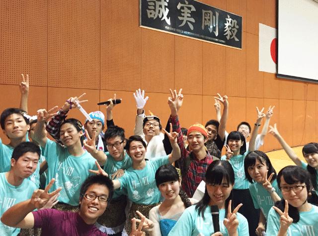大阪府 初芝富田林高等学校2年8組様(クラスTシャツ)