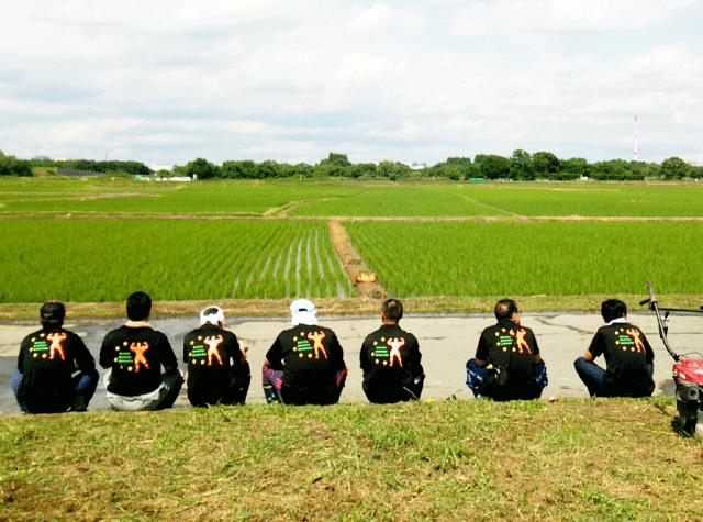 埼玉県 宗中学区おやじ仲間クラブ様(オリジナルTシャツ)