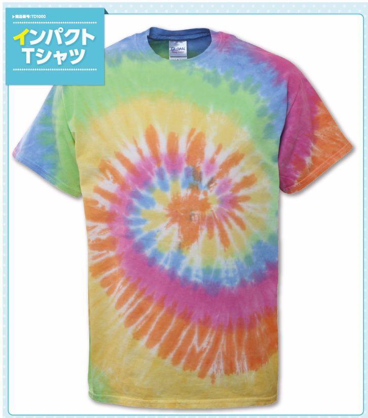インパクトTシャツ