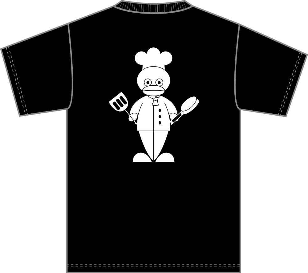 コックさんTシャツ