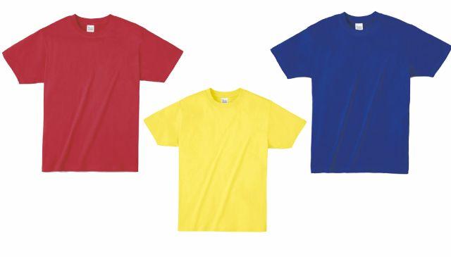 tシャツカラフル
