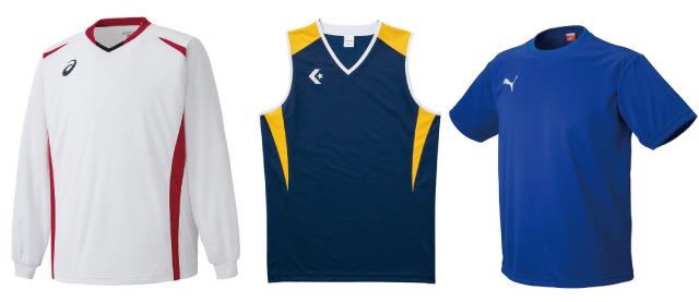 スポーツメーカー商品
