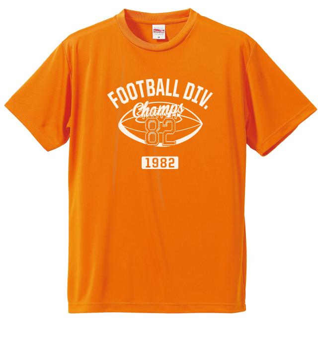 1色プリントTシャツ
