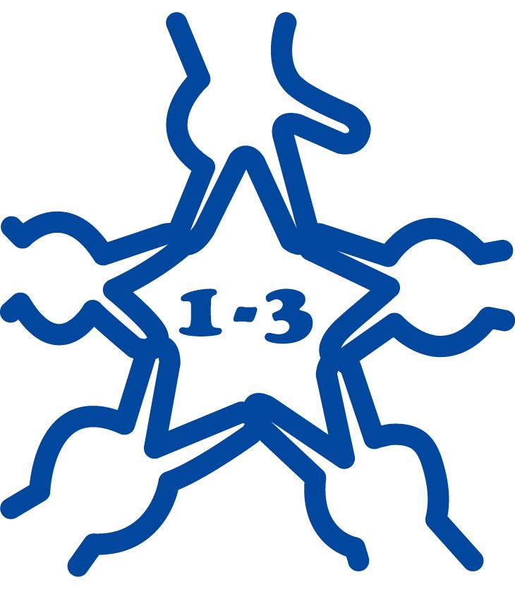 ワンポイントマーク C-14