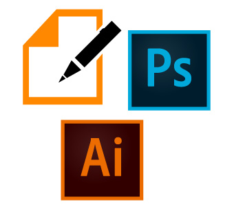 デザイン原稿の作り方について