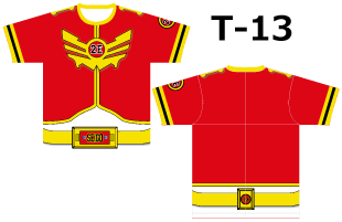 スーパーオリジナル専用デザイン T-13
