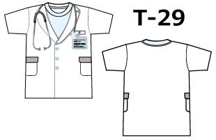 スーパーオリジナル専用デザイン T-29