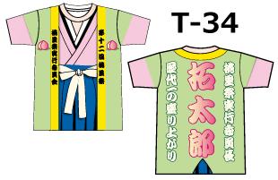 スーパーオリジナル専用デザイン T-34