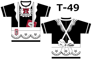 スーパーオリジナル専用デザイン T-49