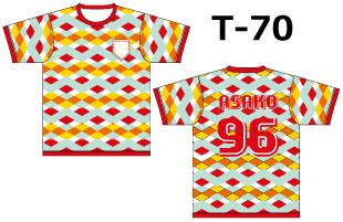 スーパーオリジナル専用デザイン T-70