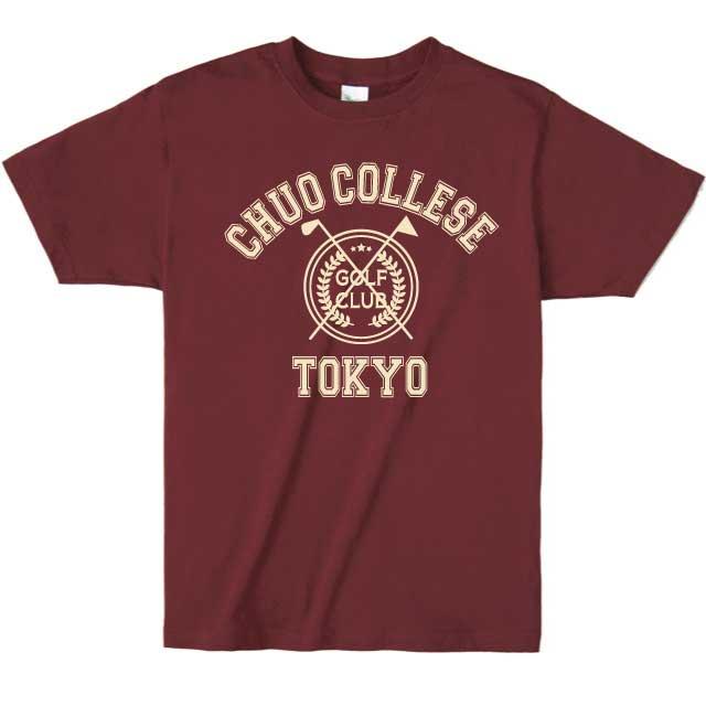 定番カレッジTシャツ