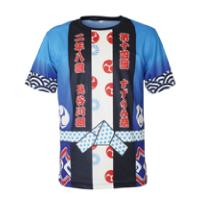 全面フルカラープリントのスーパーオリジナルTシャツ