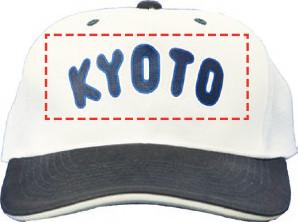 キャップチームネーム(1行)