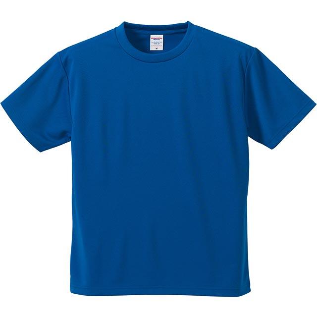 ソフトドライTシャツ レギュラープリント
