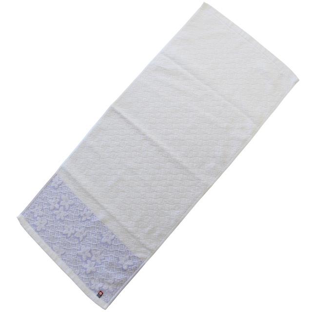 今治産の高品質タオルです。サイズ/約34×80cm