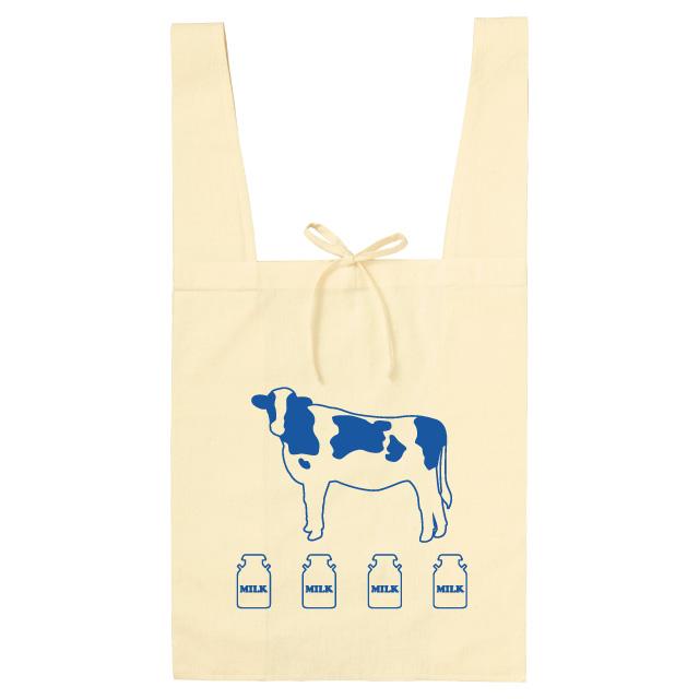 お買い物エコバッグ(M)|オリジナルバッグ・ポーチの激安プリント作成ならクラTジャパン