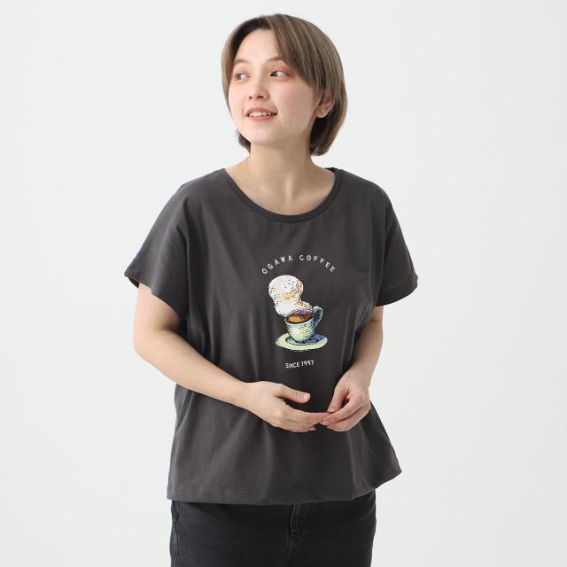 ウィメンズドルマンTシャツ|オリジナルプリント・デザイン【クラTジャパン】激安作成!