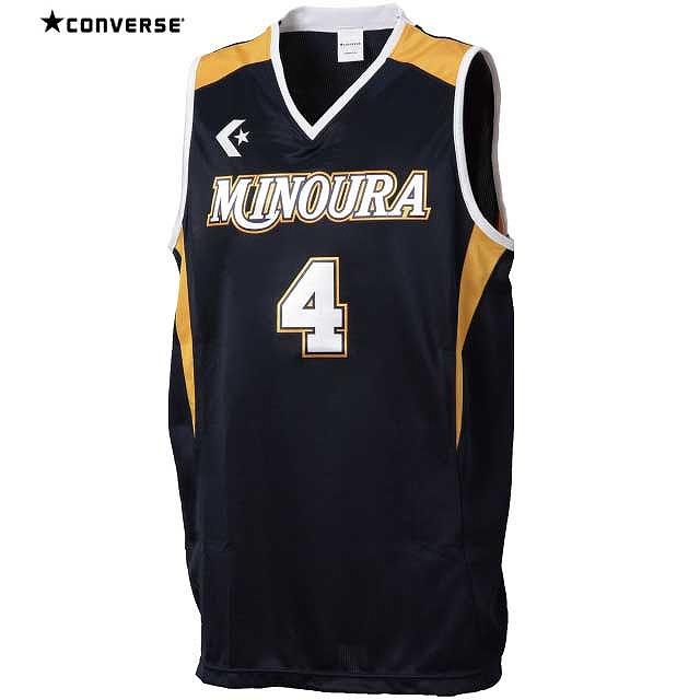 CONVERSE BKカットインM|オリジナルバスケットボールユニフォームの激安作成ならクラTジャパン