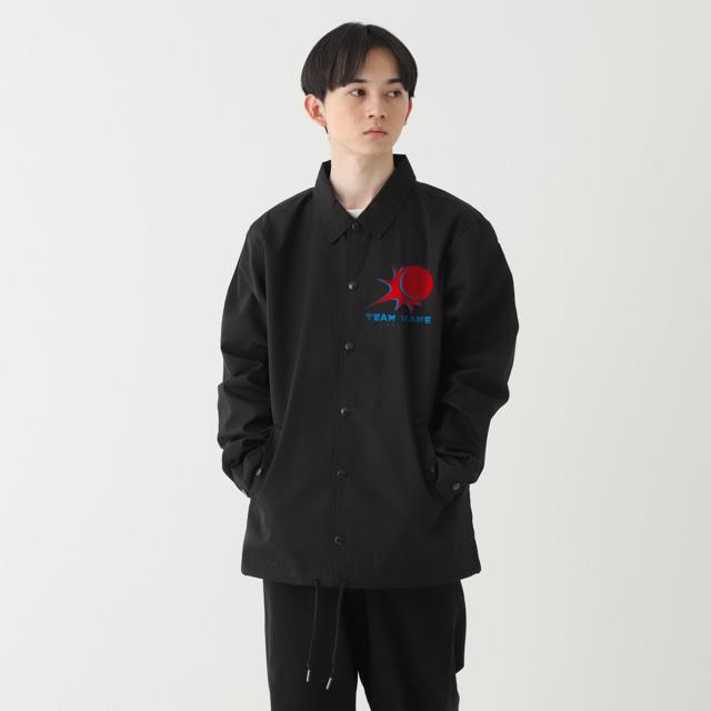 T/Cコーチジャケット(裏地付)|オリジナルプリント・デザイン【クラTジャパン】激安作成!