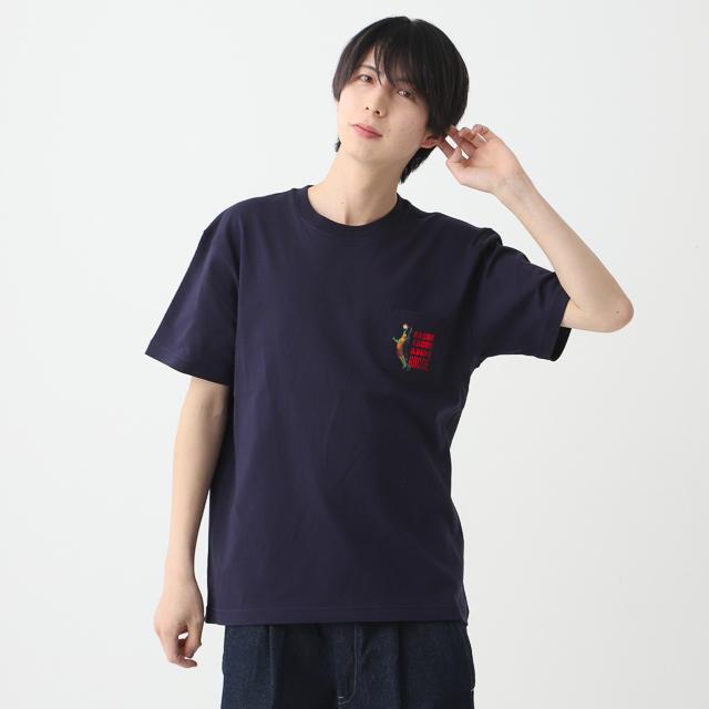 スーパーヘヴィーウェイト Tシャツ(ポケット付)|オリジナルプリント・デザイン【クラTジャパン】激安作成!
