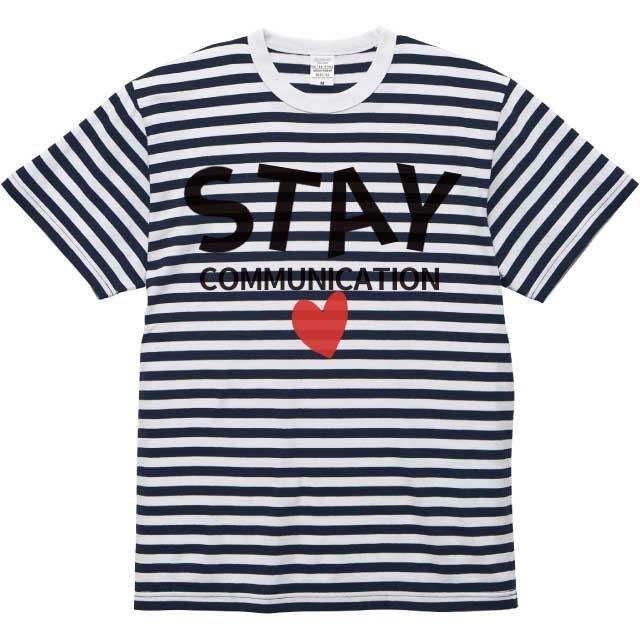 ボーダー Tシャツ  |オリジナルプリント・デザイン【クラTジャパン】激安作成!
