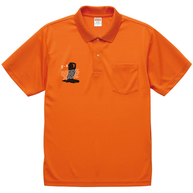 ドライアスレチック ポロシャツ(ポケット付)|オリジナルプリント・刺繍・デザイン【クラTジャパン】激安作成!