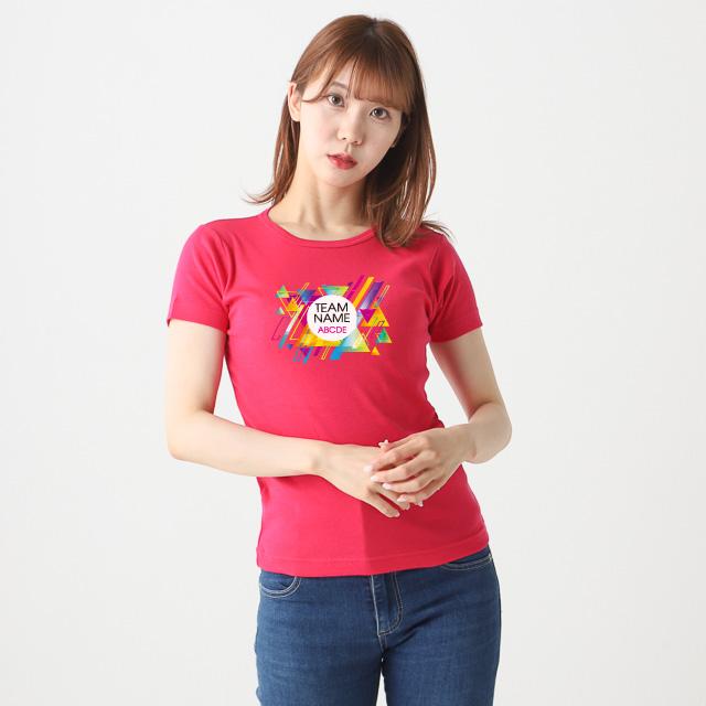 スリムフィットTシャツ|レディースウェアの激安オリジナルプリント作成ならクラtジャパン