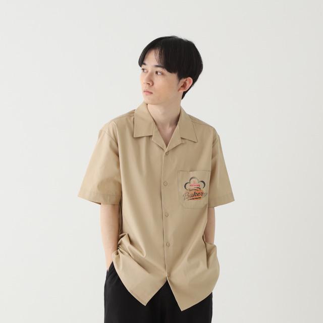 T/C オープンカラーシャツ[United Athle 1759]