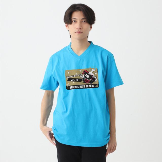 VナイスTシャツ|オリジナルプリント・デザイン【クラTジャパン】激安作成!