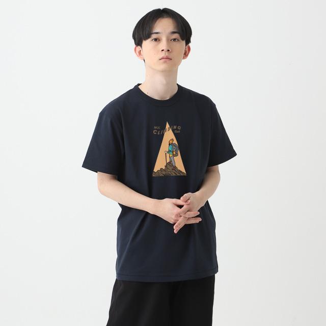 オープンエンドマックスウェイトバインダーネックTシャツ[TRUSS OE1118]