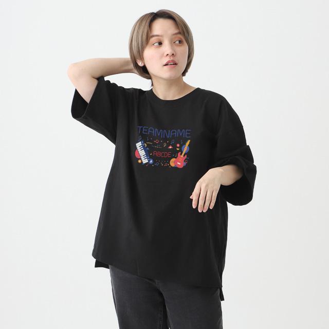 オープンエンドマックスウェイトオーバーTシャツ[CROSS&STITCH OE1401]