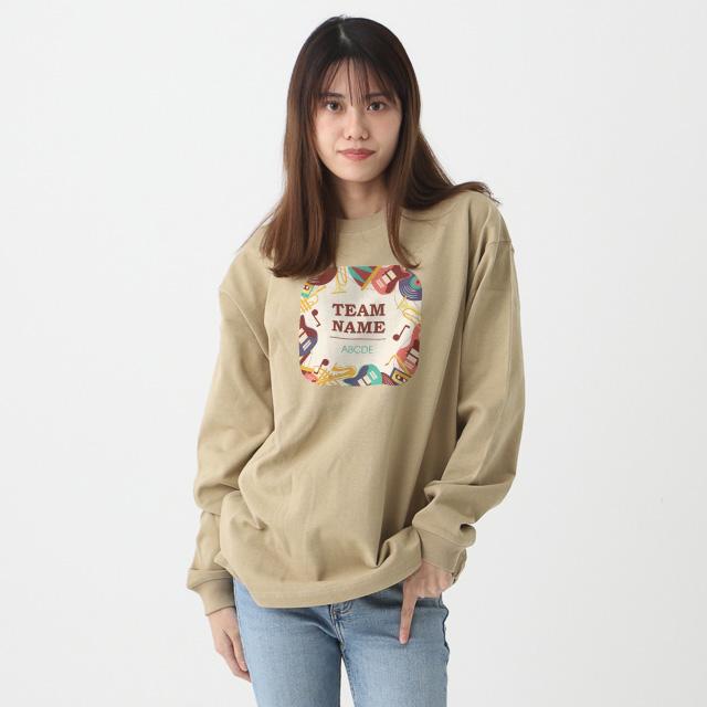 ウルトラヘビーウェイトロングTシャツ[LIFEMAX MS1608]