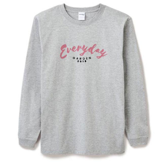 ヘビーロングスリーブカラーTシャツ[LIFEMAX MS1607]