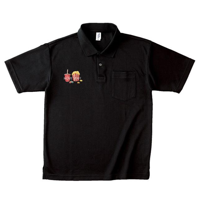 アクティブポロシャツ(ポケット付)|オリジナルプリント・刺繍・デザイン【クラTジャパン】激安作成!