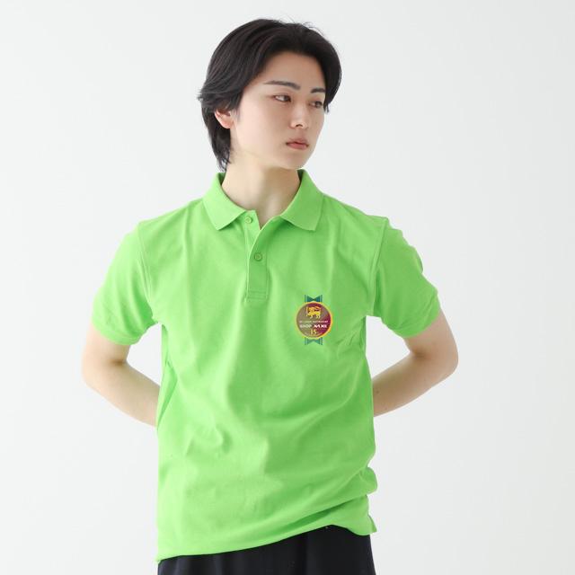 ベーシック鹿の子ポロシャツ[TRUSS VSN-267]