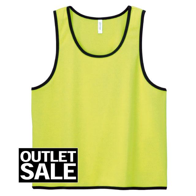 アウトレットドライメッシュビブス|オリジナルTシャツ・クラスTシャツの激安作成ならクラTジャパン