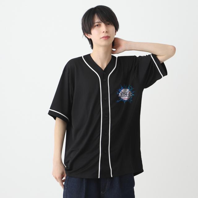 ドライアスレチックベースボールシャツ[United Athle 5982]