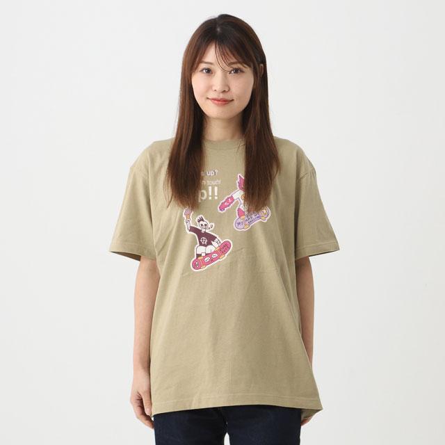 ナイスTシャツ(限定カラー)[Printstar 095CVE]