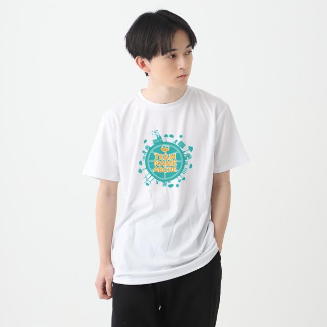 リサイクルポリエステルTシャツ[TRUSS PBR920]