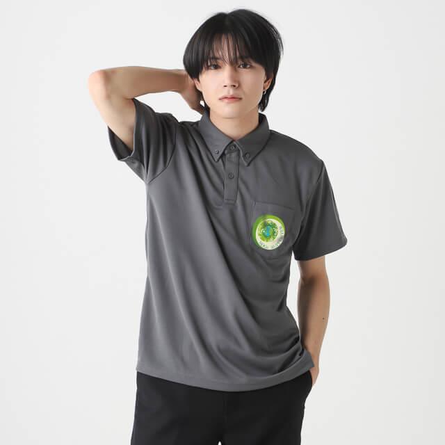 爽快BDポロシャツ|ポロシャツ