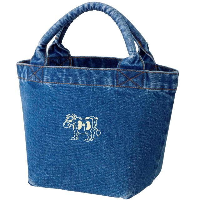 デニムトートバッグ(S)|バッグ・ポーチのオリジナルプリント激安作成ならクラtジャパン
