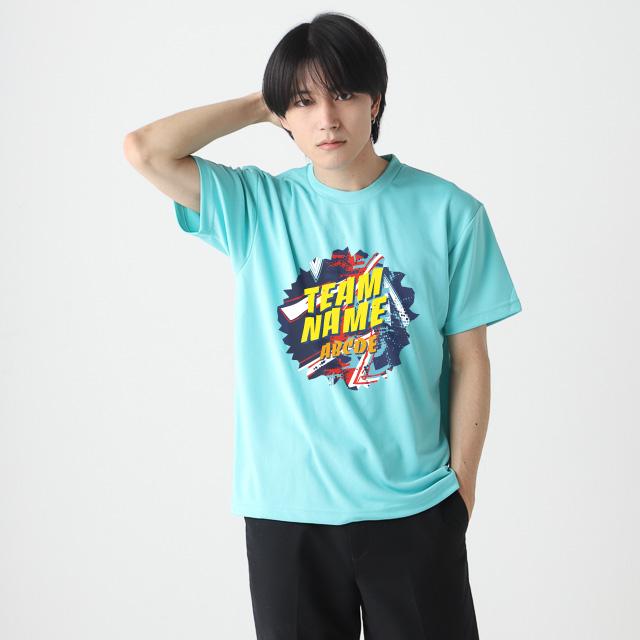 快適ドライTシャツ|オリジナルプリント・デザイン【クラTジャパン】激安作成!