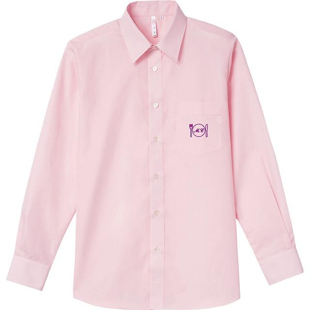 長袖ブロードシャツ|オリジナルプリントロングTシャツ・長袖の激安プリント作成ならクラTジャパン