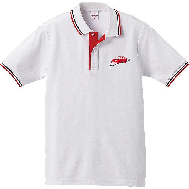 ハイブリッドラインポロシャツ オリジナルポロシャツの激安プリント作成ならクラTジャパン